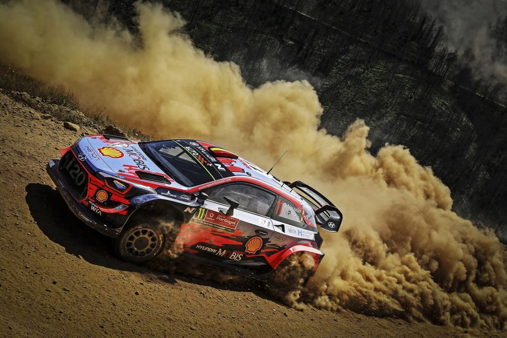 2.Neuville Rally de Portugal 2019