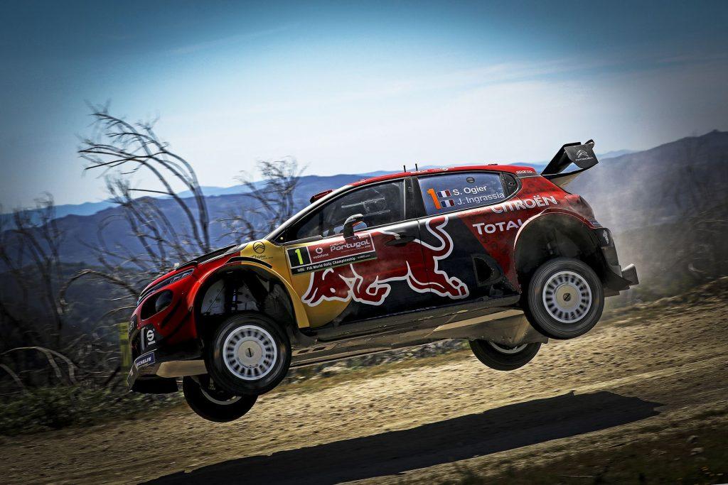 3.Ogier Rally de Portugal 2019