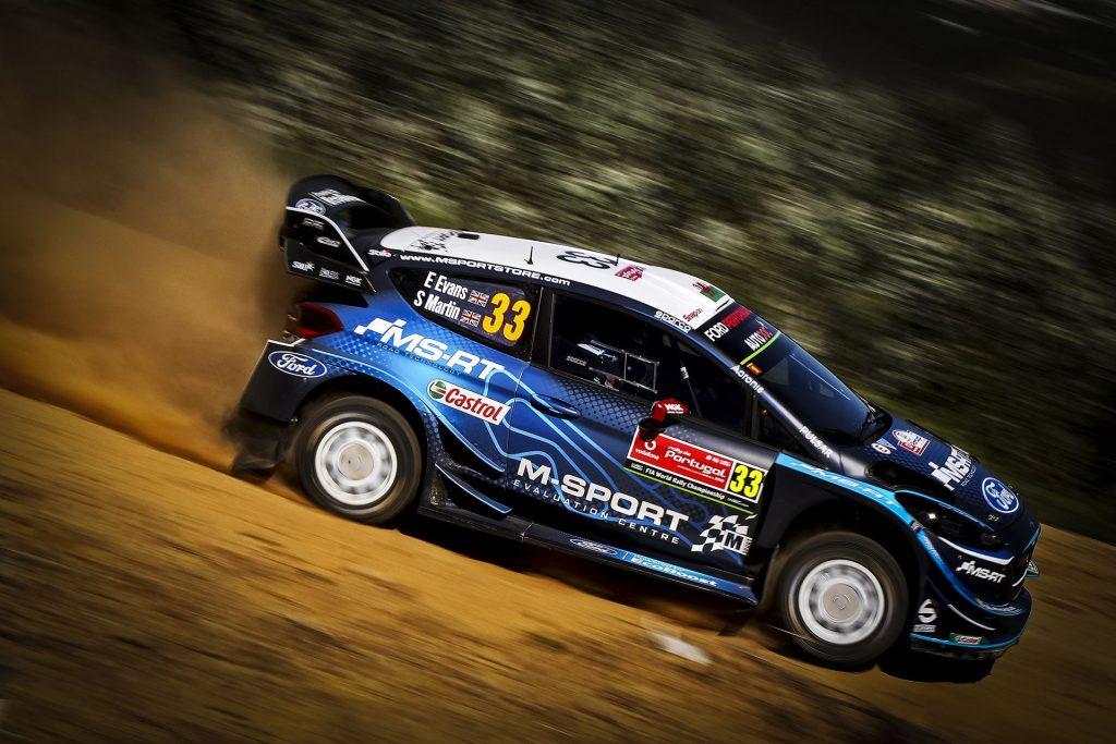5.Evans Rally de Portugal 2019