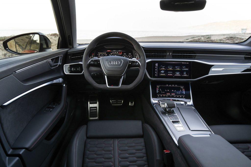 Audi RS6 Avant 2020 13