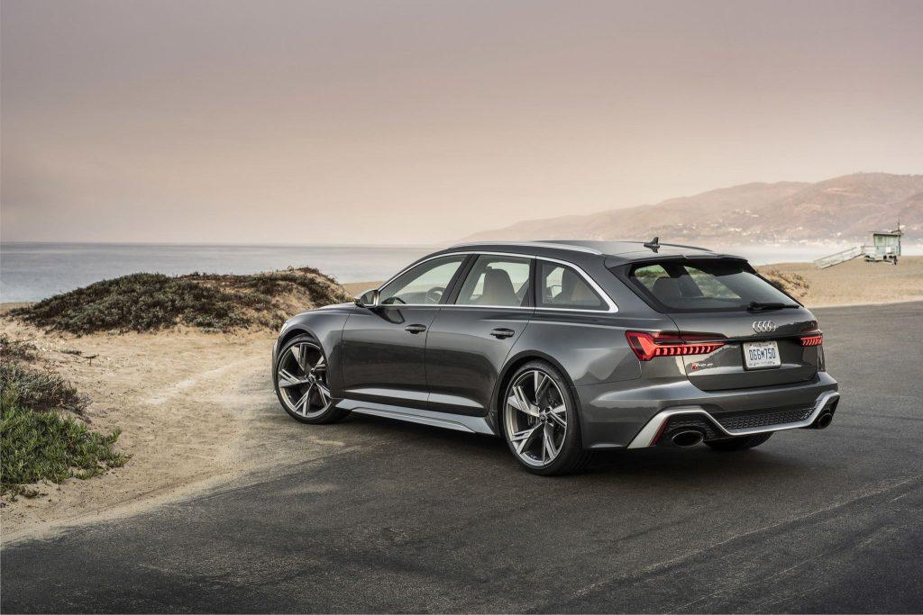 Audi RS6 Avant 2020 4