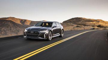Audi RS6 Avant 2020 6