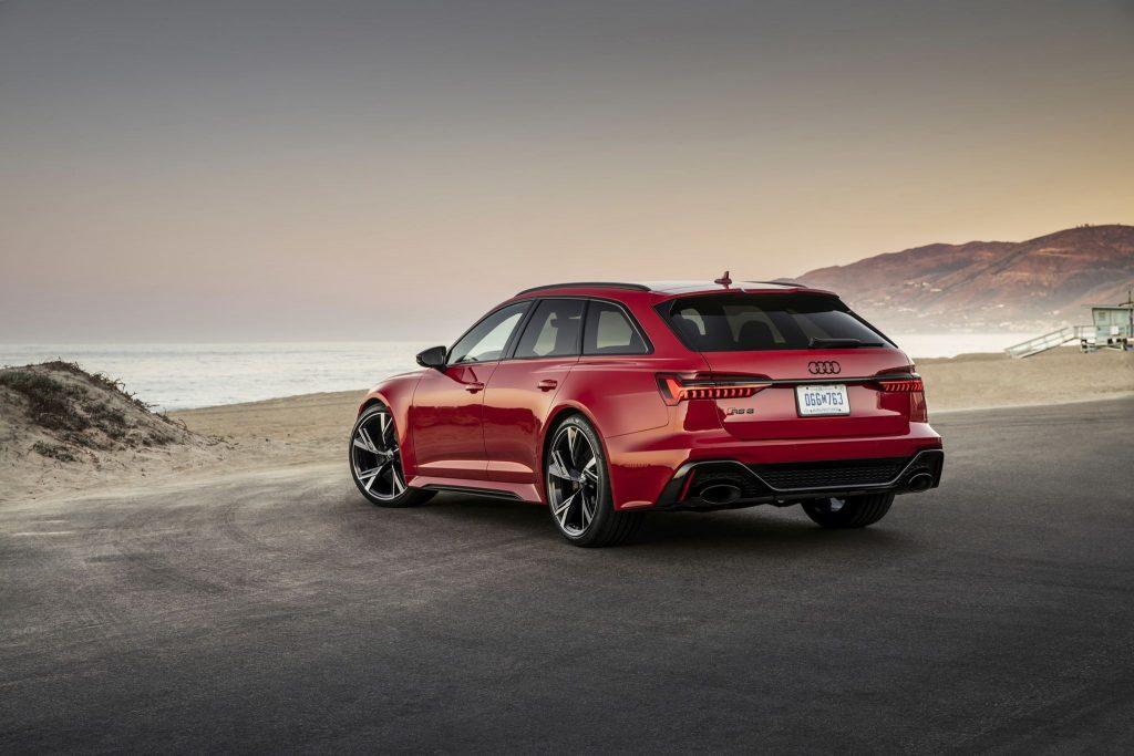 Audi RS6 Avant 2020 7