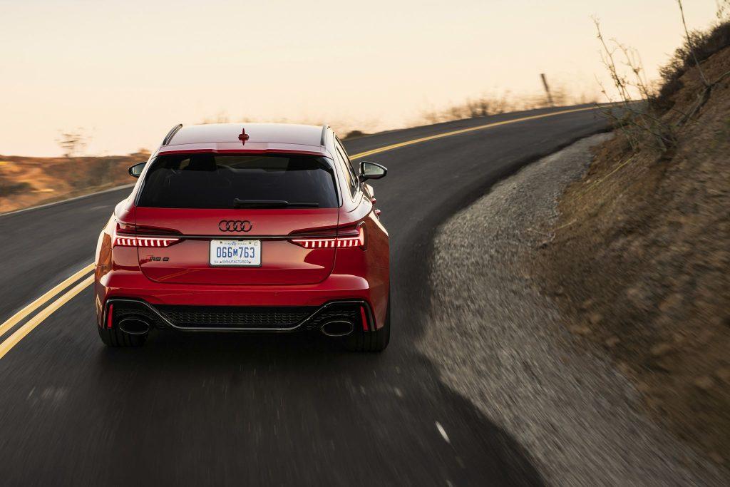 Audi RS6 Avant 2020 8