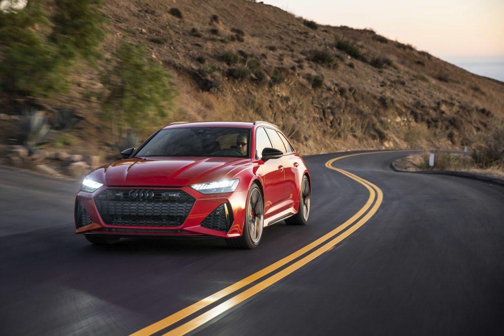Audi RS6 Avant 2020 9