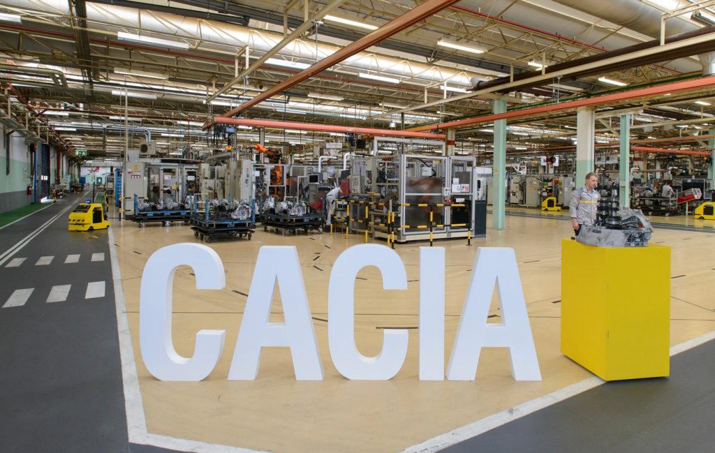 Fábrica CACIA 2