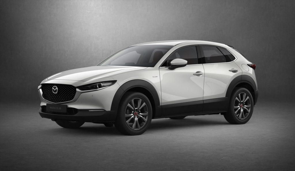Mazda CX 30 100th anniversary