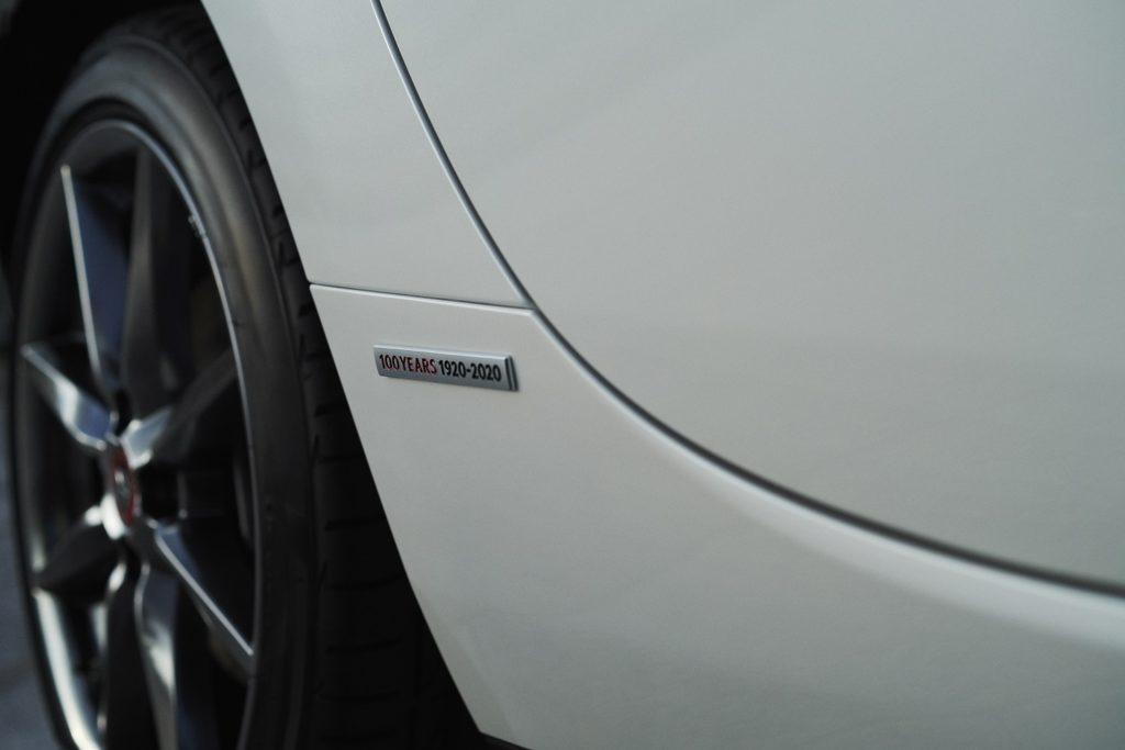 Mazda Edição Especial 100º aniversário 3