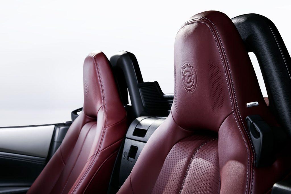 Mazda MX 5 Edição Especial 100º aniversário 1
