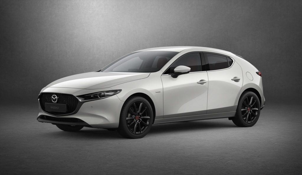 Mazda3 100th anniversary