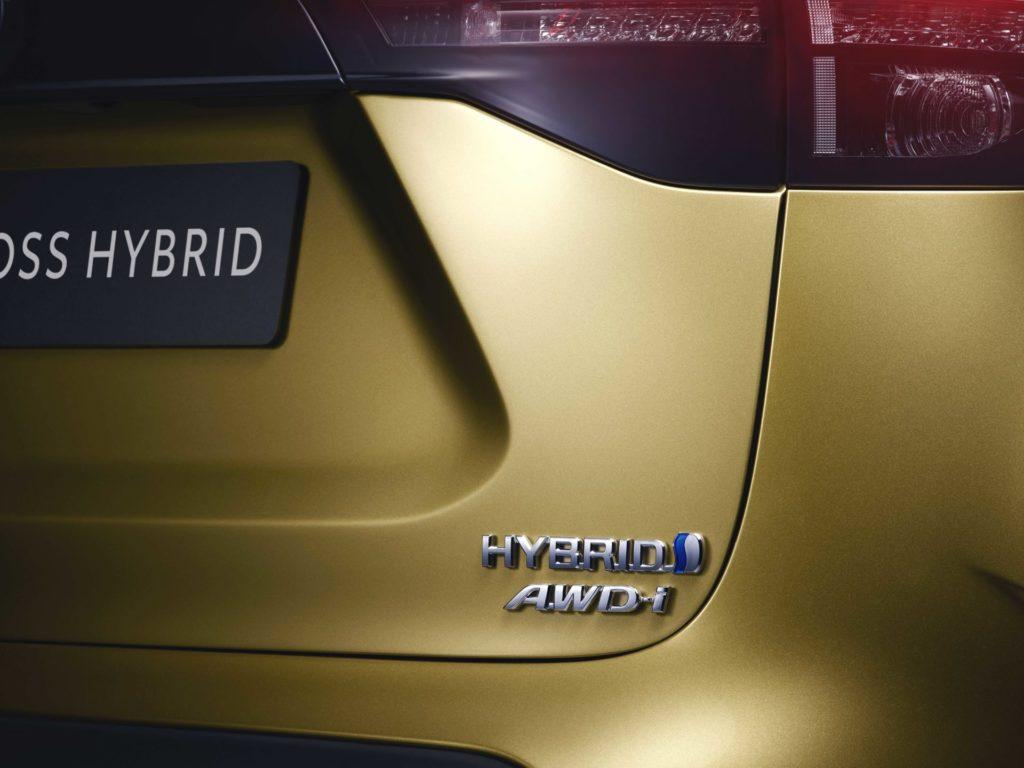 Toyota Yaris Cross Hybrid SUV 14