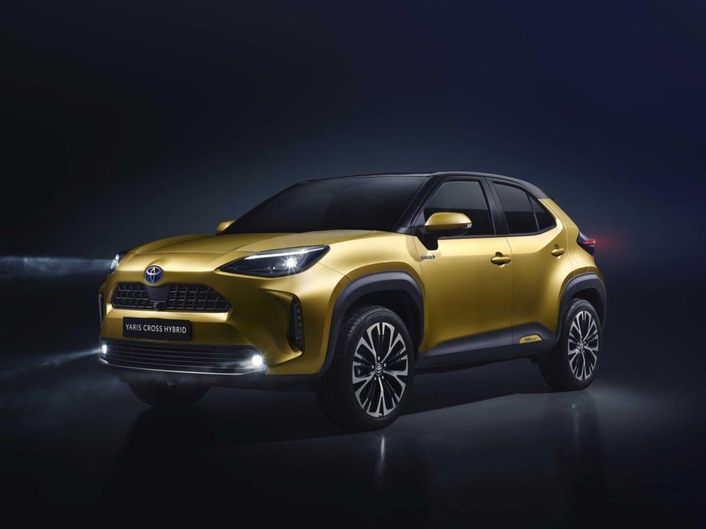 Toyota Yaris Cross Hybrid SUV 3