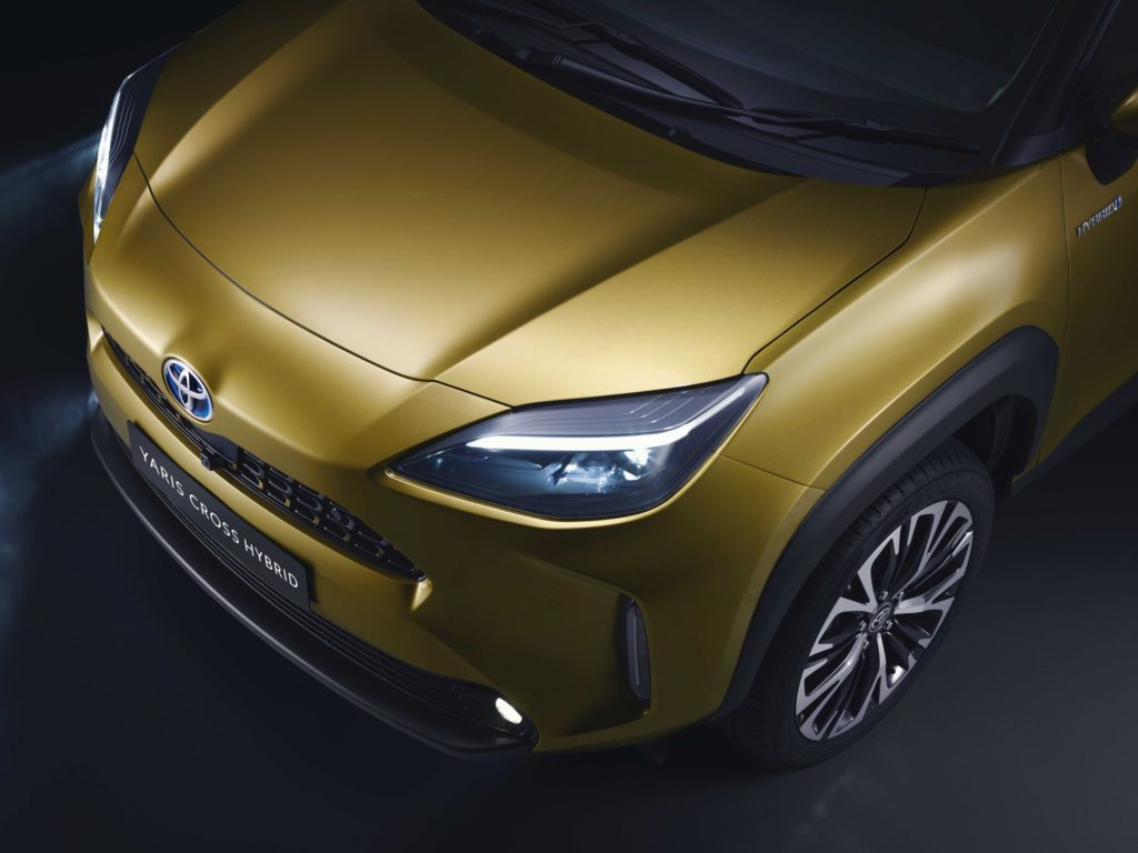 Toyota Yaris Cross Hybrid SUV 4