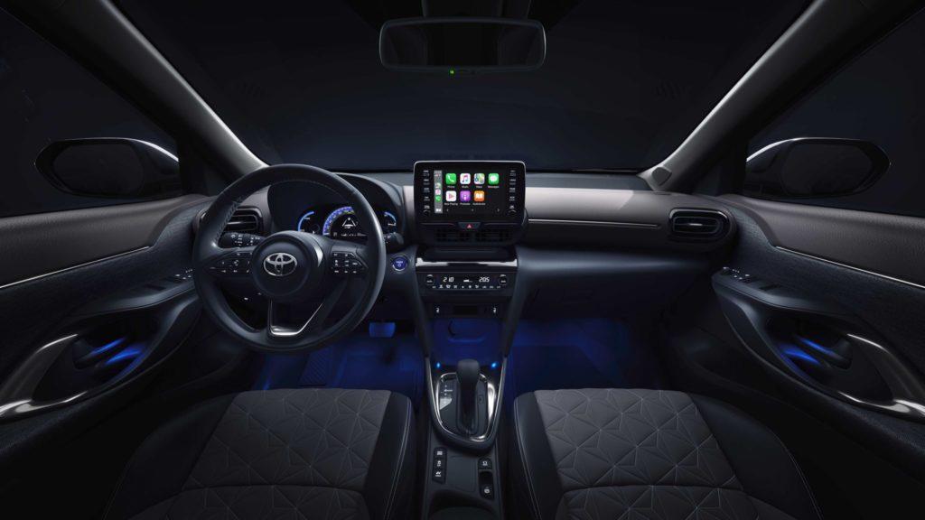 Toyota Yaris Cross Hybrid SUV 9