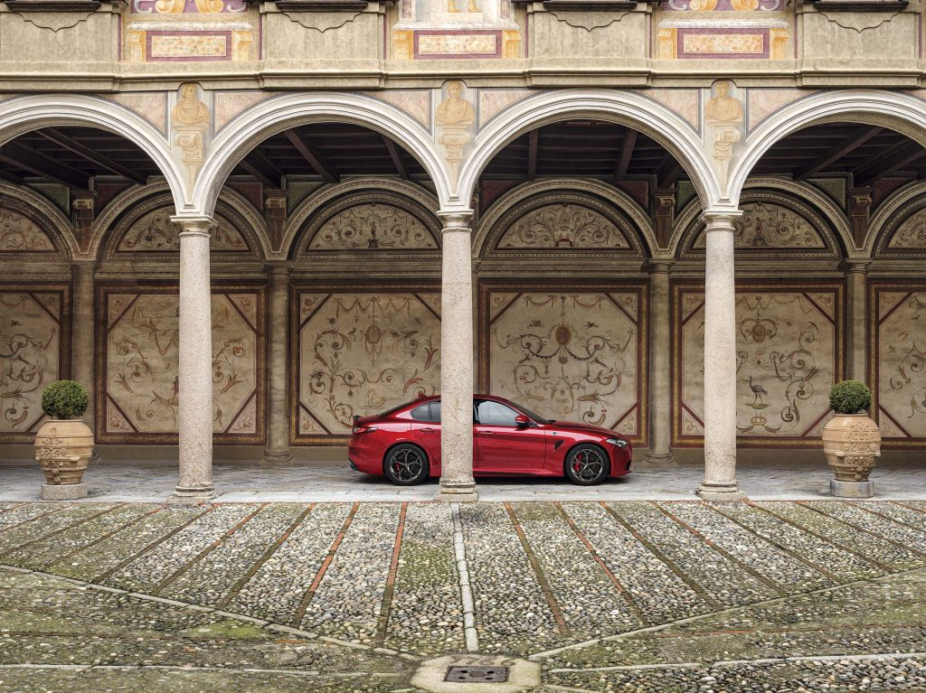 Alfa Romeo Giulia Quadrifoglio MY20 3