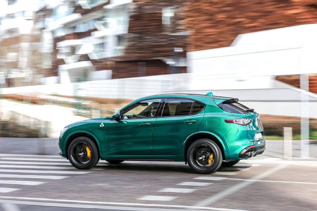 Alfa Romeo Stelvio Quadrifoglio MY20 01