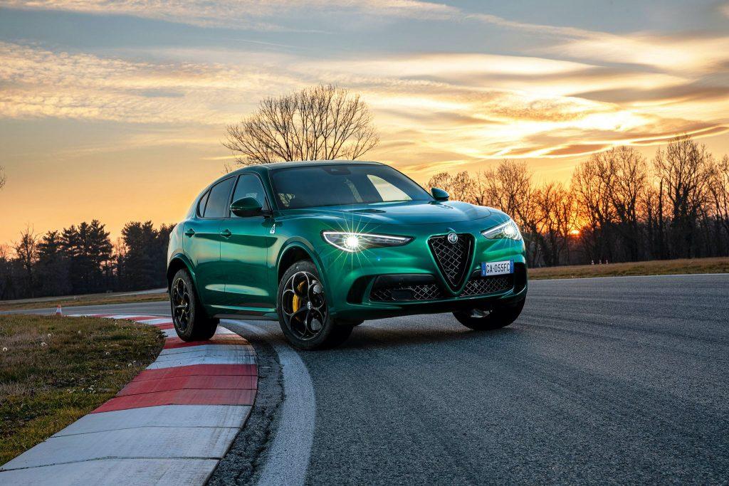 Alfa Romeo Stelvio Quadrifoglio MY20 02