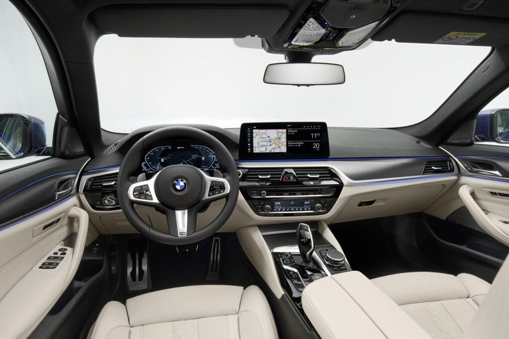 BMW 530e xdr