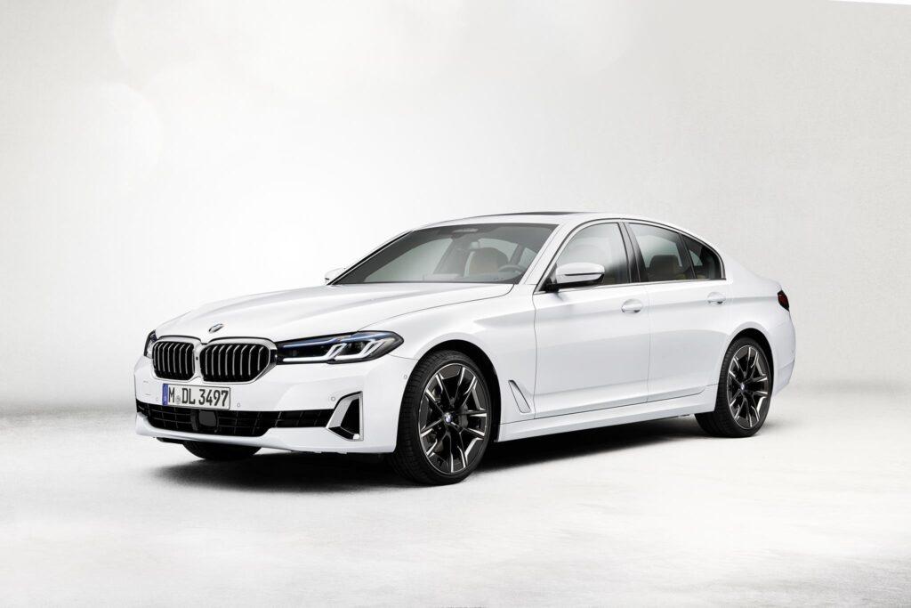 BMW 540i sed