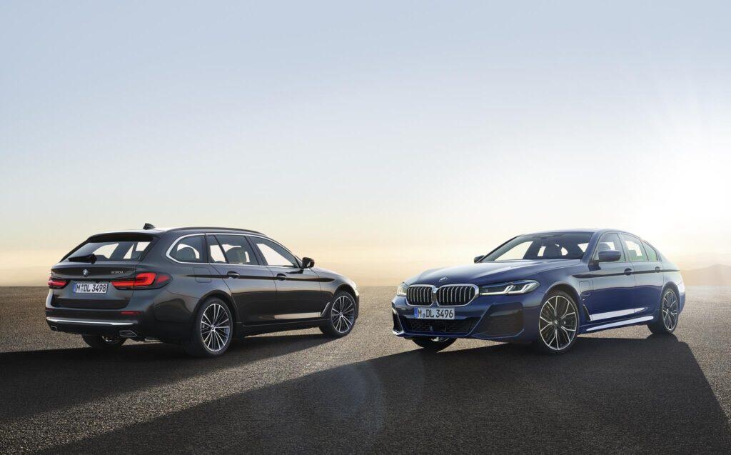 BMW Série 5 2020 1