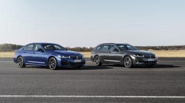 BMW Série 5 2020 3