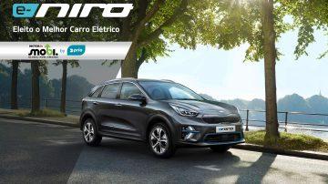 Kia E Niro Melhor Carro Elétrico