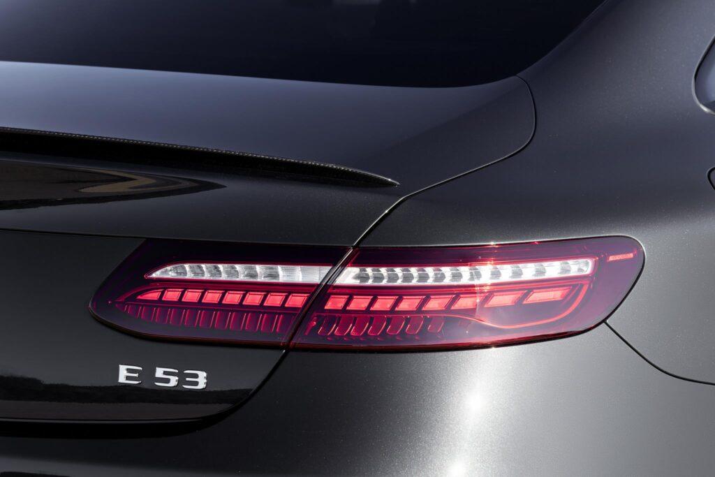 Mercedes AMG E53 4MATIC Coupé 10