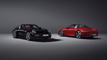 Porsche 992 Targa 1