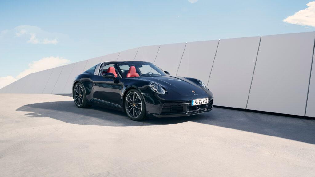 Porsche 992 Targa 6