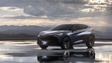Tavascan Electric Concept vence prémio Marca Automóvel 2020 1