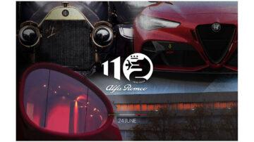 Alfa Romeo 110 anos
