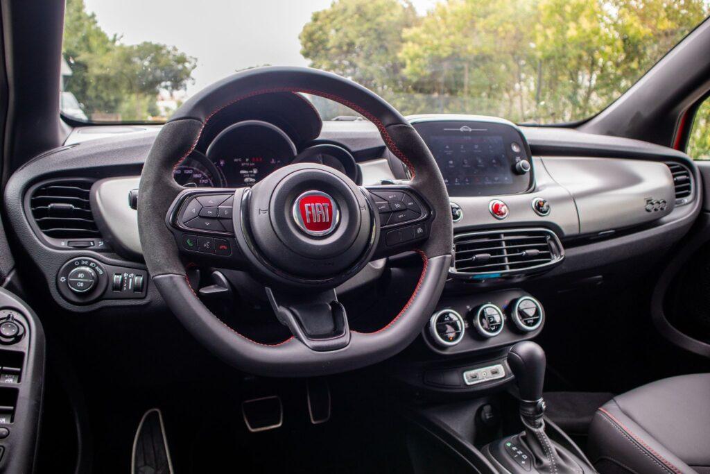 Fiat 500X Sport 134