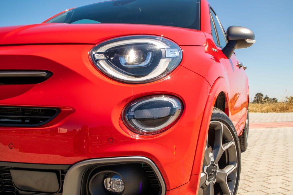 Fiat 500X Sport 8