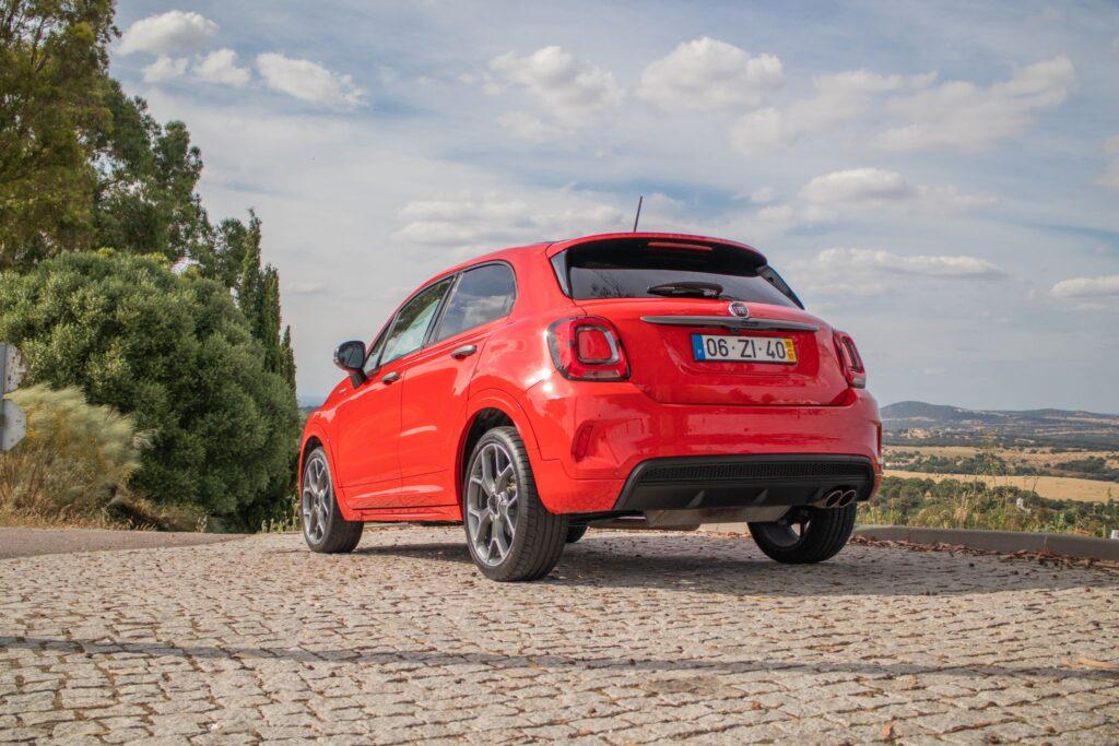 Fiat 500X Sport 87