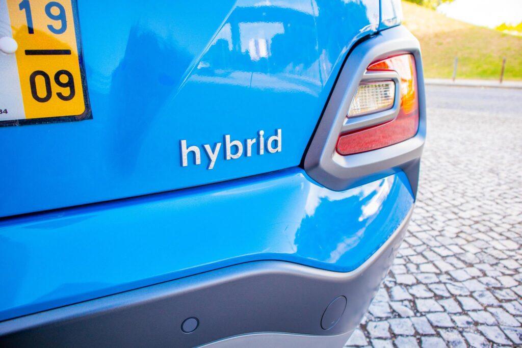 Hyundai Kauai Hybrid 2