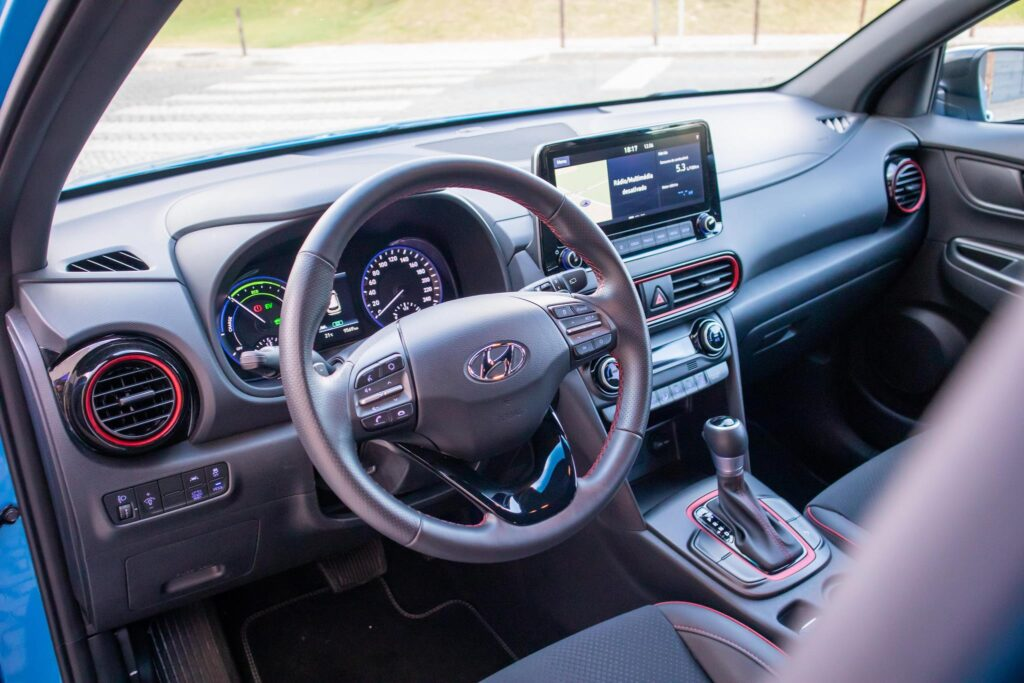 Hyundai Kauai Hybrid 34