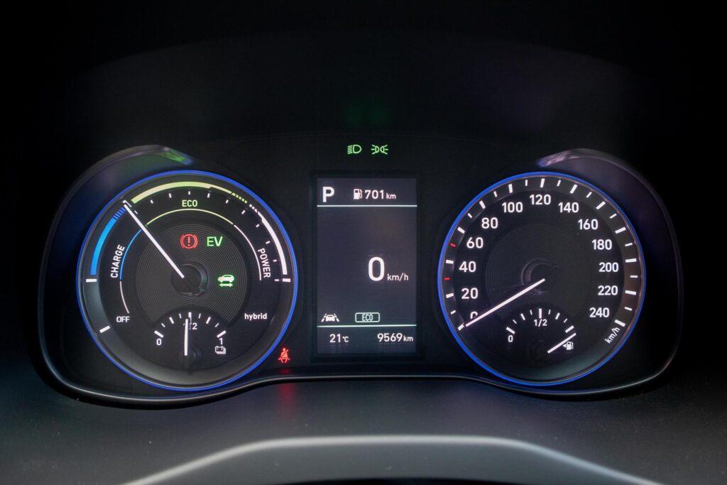 Hyundai Kauai Hybrid 49