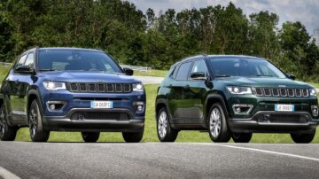 Jeep Compass capa