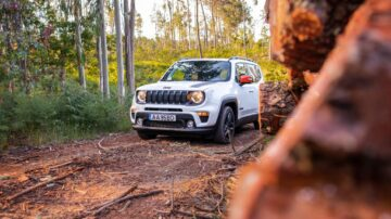 Jeep Renegade Orange Edition 122