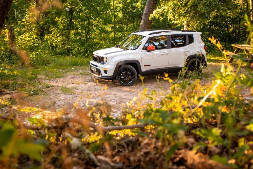 Jeep Renegade Orange Edition 160