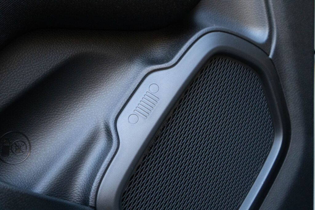 Jeep Renegade Easter egg