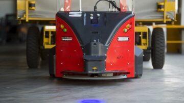 SEAT Martorell robots autónomos 2