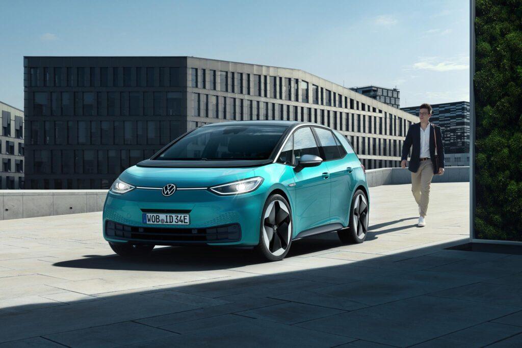 Volkswagen ID3 4