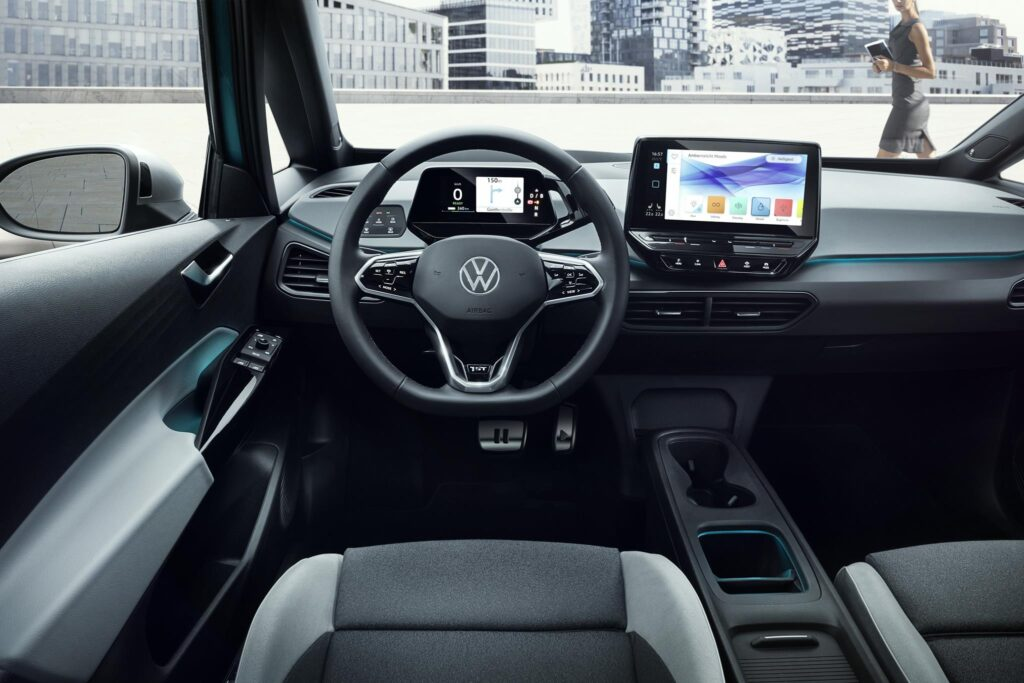 Volkswagen ID3 8