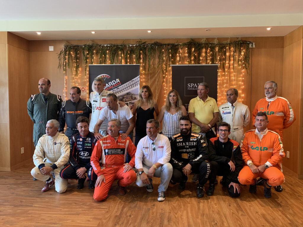 campeões do automobilismo na Guarda