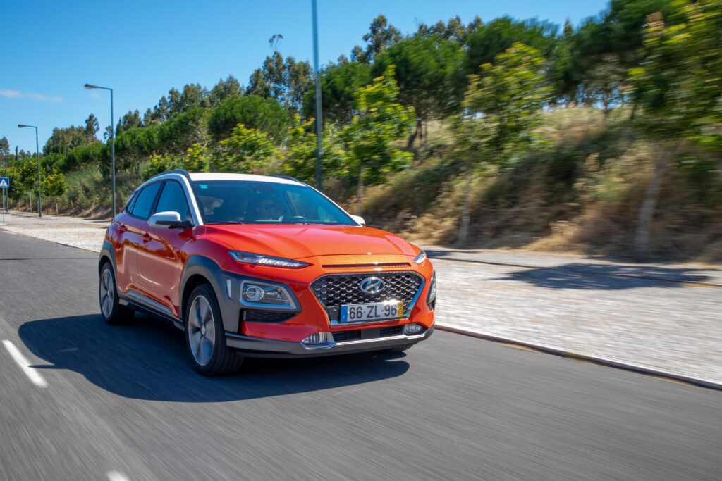 Comparativo Hyundai Kauai