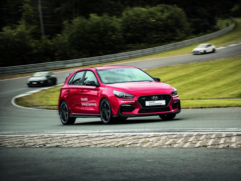 Conduzir para além dos limites Hyundai Driving Experience 1