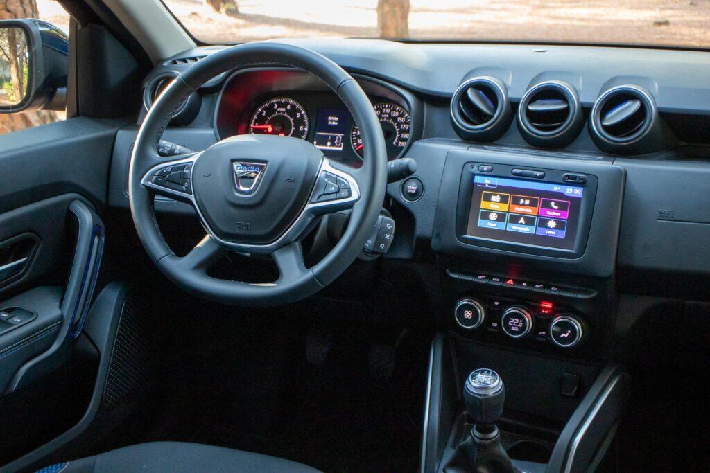 Dacia Duster GO 130
