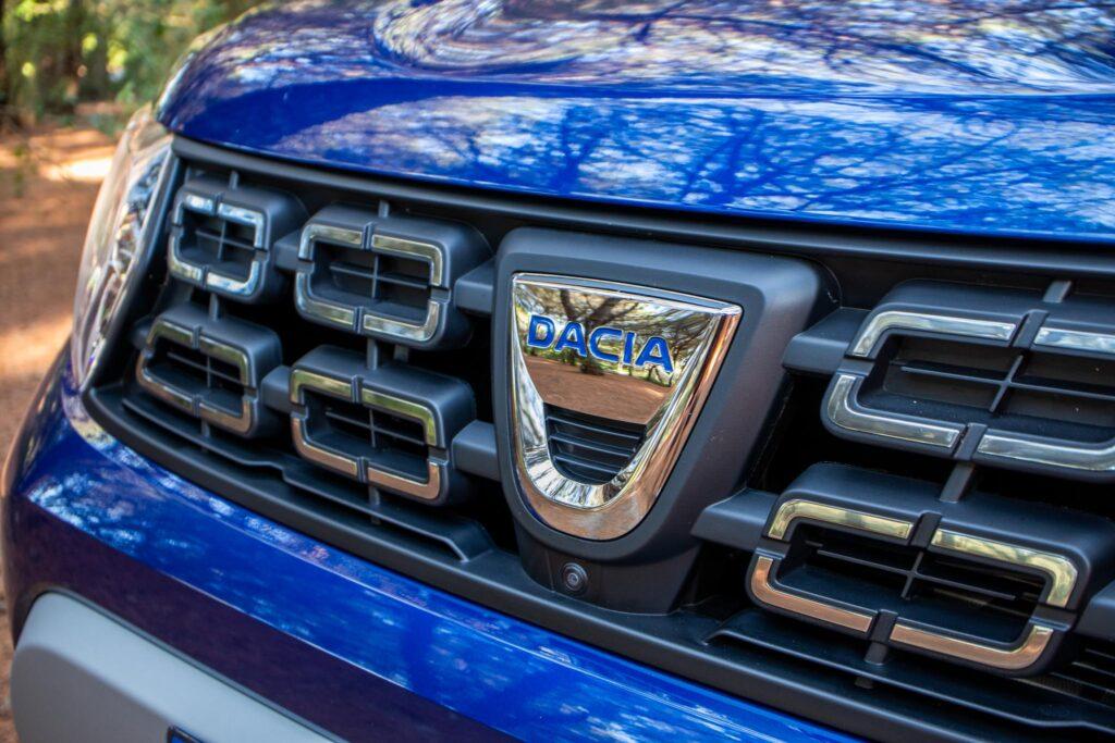 Dacia Duster GO 16