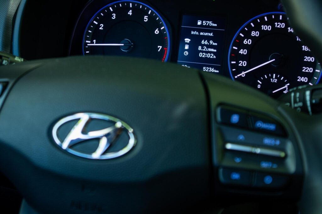 Hyundai Kauai 1.0 T GDI 9
